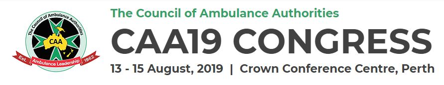 The Council of Ambulance Authorities  Congress 2019