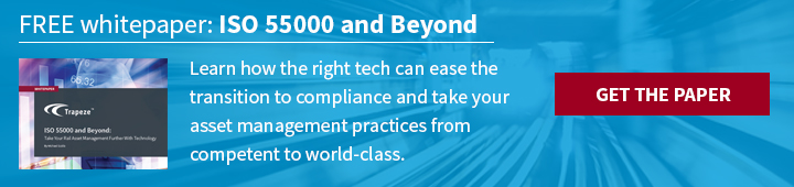 ISO 55000 and Beyond white paper asset management best practice