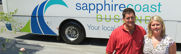 Sapphire Coast Bus Lines, ERP software
