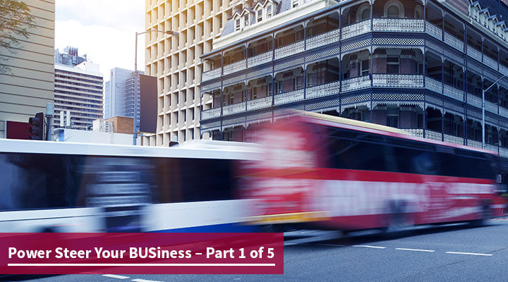 The Future of Transport - Is your business ready for change?