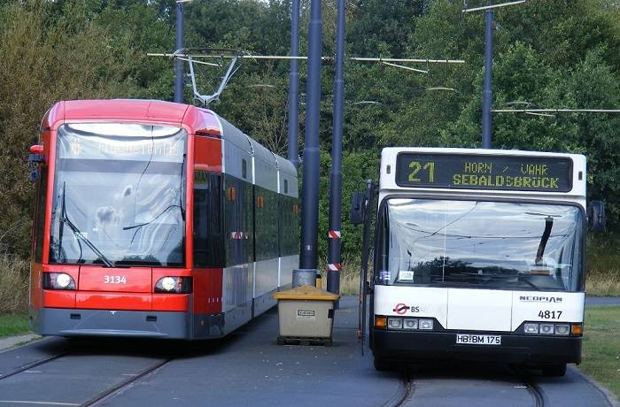 Buses versus Trams – why Automatic Vehicle Location Control systems need to know the difference