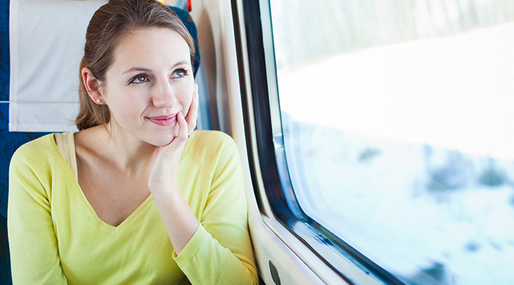 Driving the shift to rail by improving the customer experience