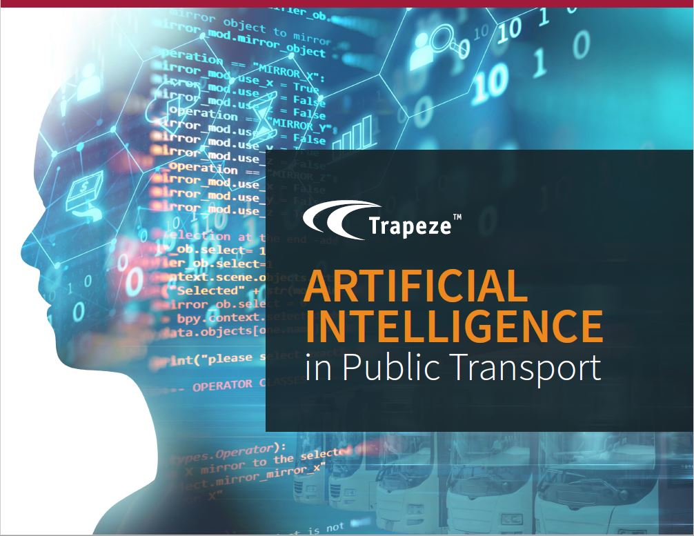 Trapeze Group Artificial Intelligence in Public Transport ebook