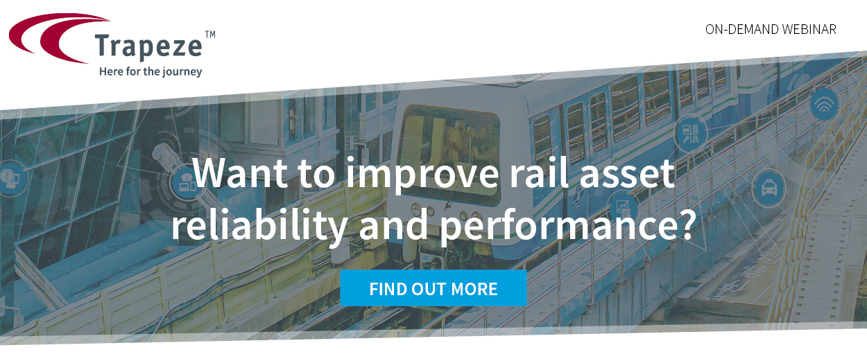 EAM IIoT and asset management for rail webinar