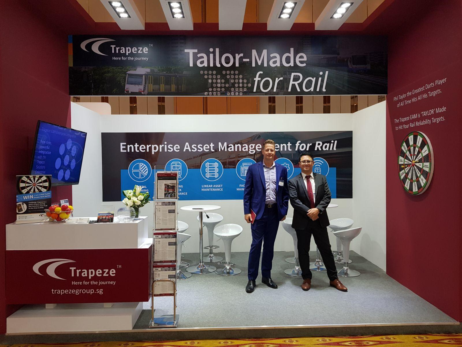 Ben John Trapeze Group Rail Solutions Asia 2018