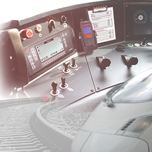Train Driver Console asset management