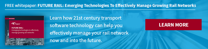 Future Rail whitepaper public transport software