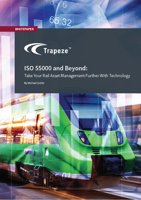 ISO 55000 and Beyond EAM whitepaper for rail