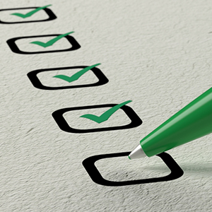 Incident manager checklist intelligent transport systems