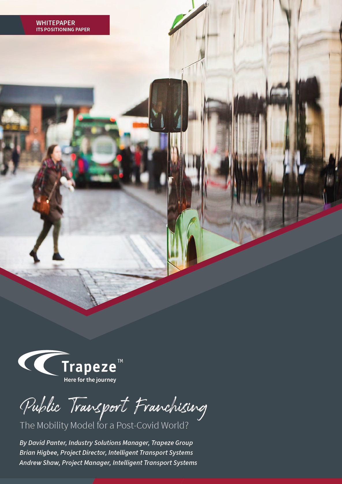 Franchising Model and Intelligent Transport Systems for Public Transport | Trapeze Group