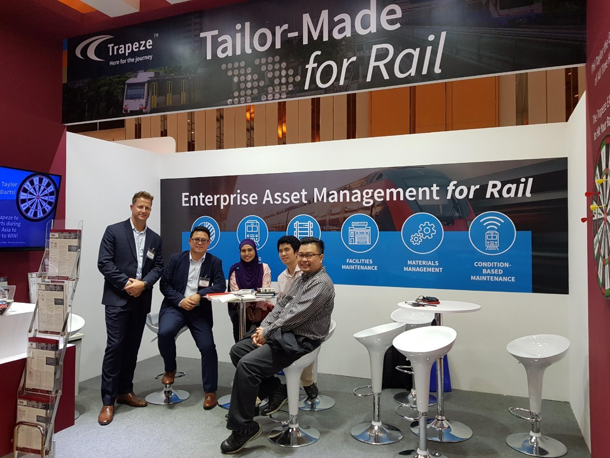 John Aniceto Trapeze Group Enterprise Asset Management for Rail