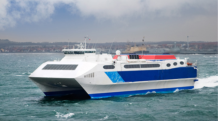 Mobile Asset Management Streamlining Ferry Operations
