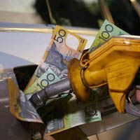 Losing money through fuel costs