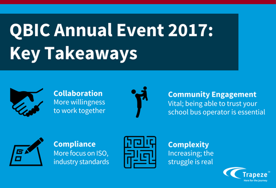 Key Takeaways from the QBIC Anuual Event, 2017 ERP