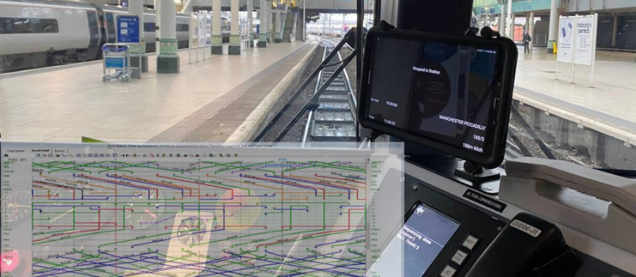 Creating a Bright Future for Rail Travel within the Modaxo Family