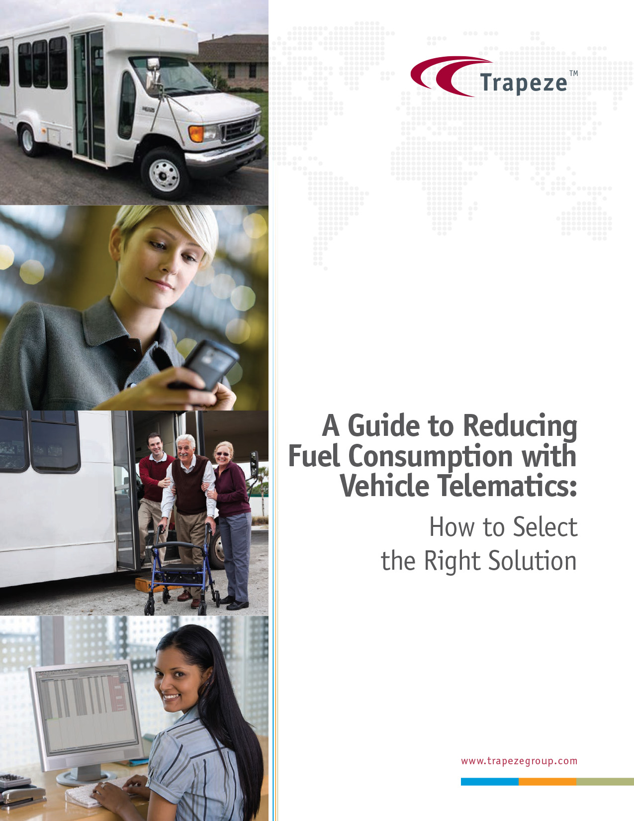 Whitepaper: A guide to reducing fuel consumption with vehicle telematics