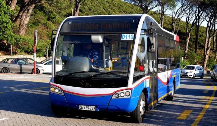 Cape Town - Advanced Public Transport Management System
