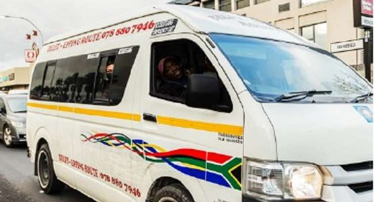 City of Ekurhuleni – Minibus Taxi Survey