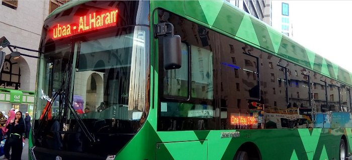 Case Study - King Abdulaziz Transport Project for Riyadh