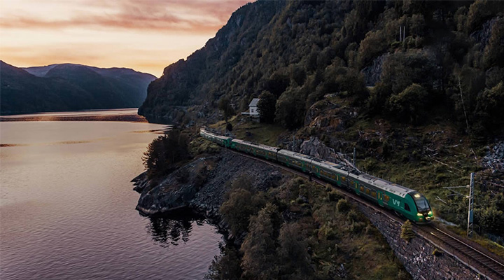 Case study: Vy Rail Norway integrates technology