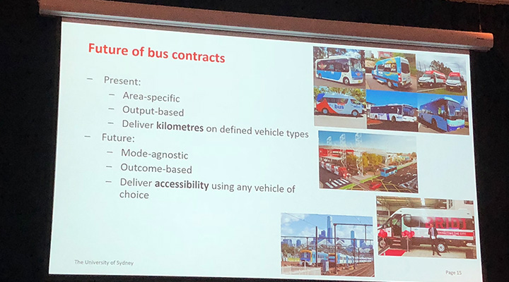 Future of Bus Contracts BIC 2018