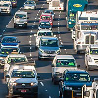 Minimise congestion with taxi management software