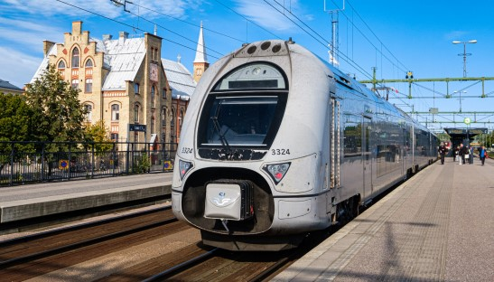 Swedish State Railways and a new approach to environmental thinking