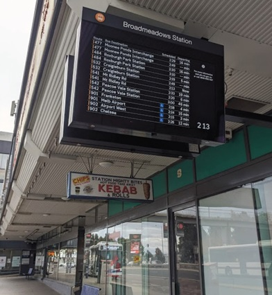 A picture contain transportation timetable