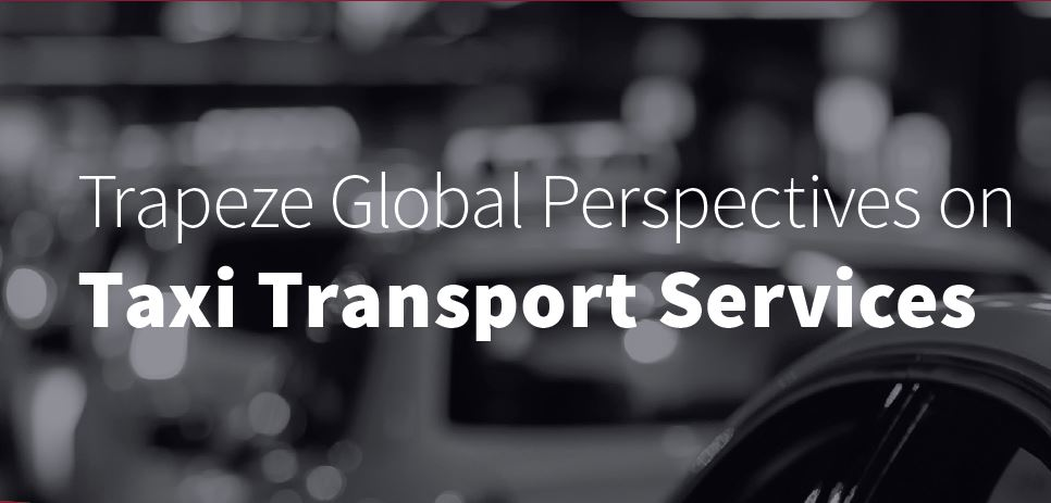 Taxi Transport Services – Trapeze Global Perspectives