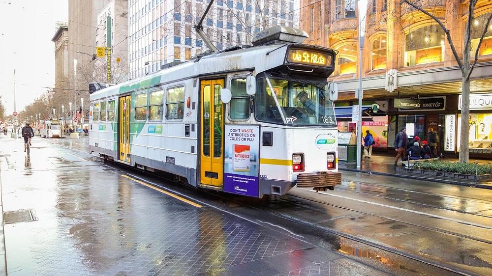 Melbourne tram public transport | Trapeze Group