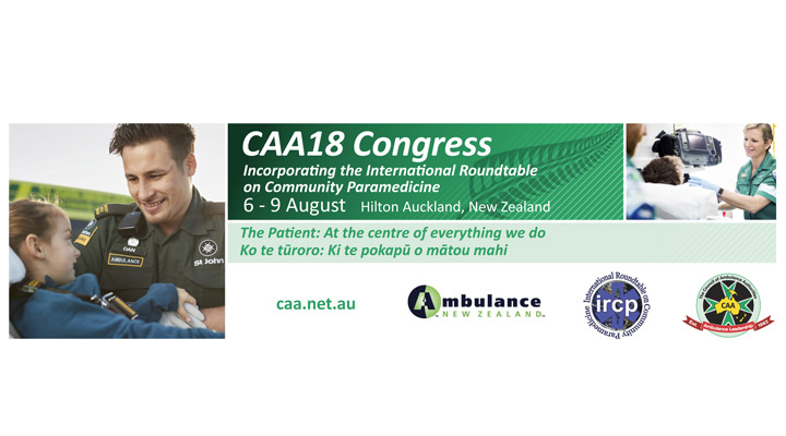 CAA Congress 2018