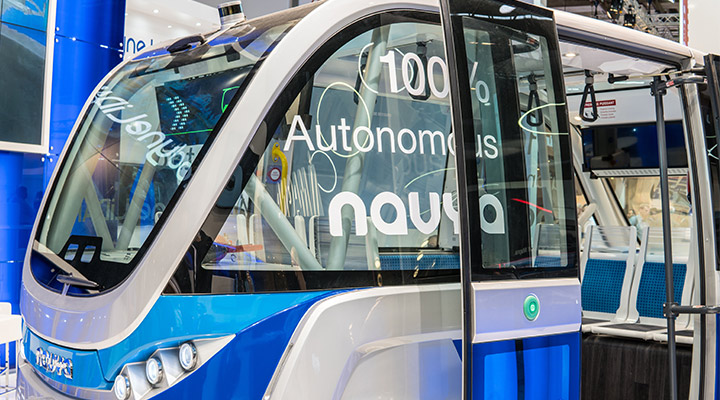 The Real State of Play in Self-Driving Buses