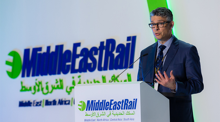 Middle East Rail 2018: Event Recap