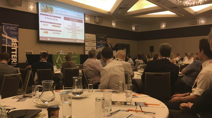 ARA's Light Rail 2017 Conference: Event Recap