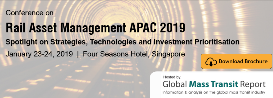 Rail Asset Management APAC Conference 2019