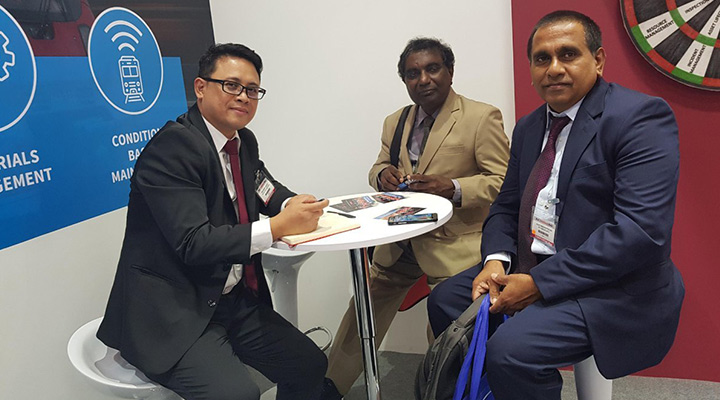 Rail Solutions Asia 2018: Event Recap