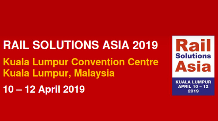 Rail Solutions Asia 2019
