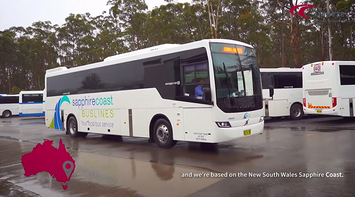 How Sapphire Coast Buslines Scaled Up