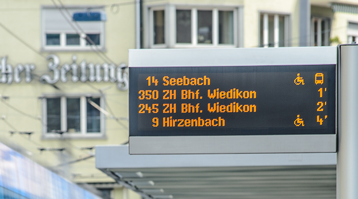 ITS: Real Time Passenger Information