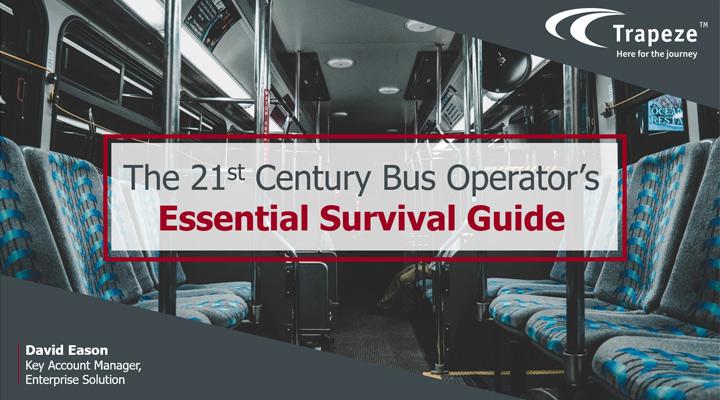 The 21st Century Bus Operators Essential Survival Guide!