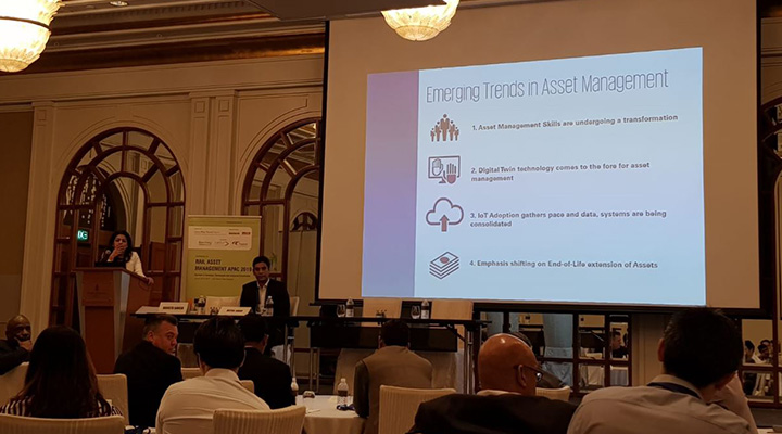 Rail Asset Management APAC 2019: Conference Recap