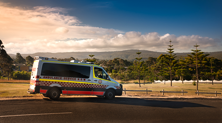 Trapeze / NSW Ambulance Project Featured in Critical Comms