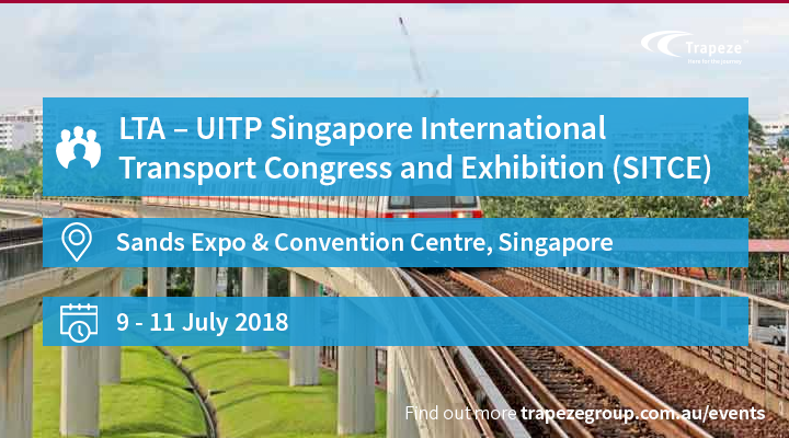 LTA – UITP Singapore International Transport Congress and Exhibition (SITCE)